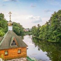 Купальня Иоанна-Предтеченского мужского монастыря. :: Александр Селезнев
