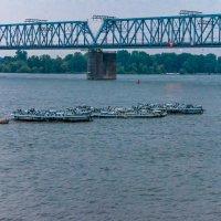 лодки под мостом :: Света Кондрашова
