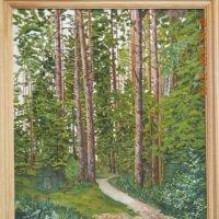 лесной ручеек :: Вячеслав