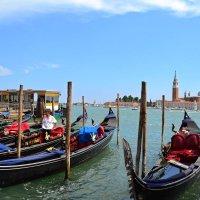 Венецианские гондолы :: Ольга