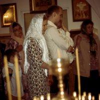 крестины :: Лариса Тарасова
