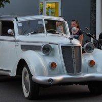 С выставки ретро автомобилей :: Олег Кистенёв