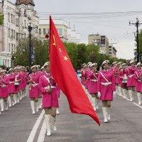 По главной улице Хабаровска :: Volkov Igor