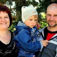 Семья :: Инна Дегтяренко