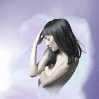 Облако-мальва :: Владимир Овчаров