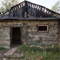 501 стройка - помещение карцера :: евгений Смоленцев