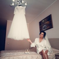 Невеста Елена :: Илья Земитс