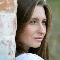 А у весны зеленые глаза... :: Ирина Котенева