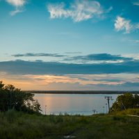 г. Хабаровск, Воронеж, сноупарк вид на р. Амур :: Timofey Chichikov