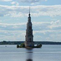 г.Калязин Затопленная колокольня :: Galina Dolkina