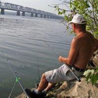 Рыбалка на Волге :: muh5257
