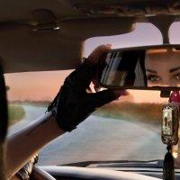 Дама за рулем :: VikTori Knyazeva