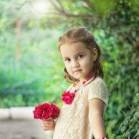 Маленькая леди :: Julia Nikitina