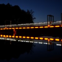 Оранжевый мост :: Александр Кулешов
