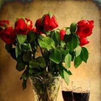 завяли розы... :: Варвара Терентьева