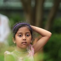 Индийская девочка :: Galina Kazakova