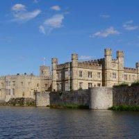 Замок Лидс в южной Англии. :: Ольга