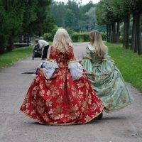 В Екатерининском парке.2011 год. :: Харис Шахмаметьев
