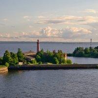 про маяки, форты и дамбу :: Ирэна Мазакина