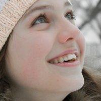 улыбка :: Татьяна Скрипец