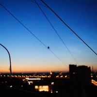 тот кто живет на крыше :: Екатерина Яковлева