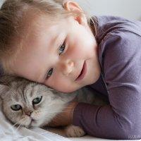 """Друг мой, котя.."" :: Анастасия Богатова"