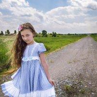 в  поле :: Ольга Афанасьева
