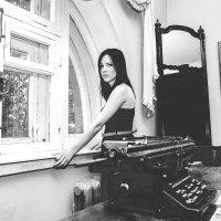 Девушка из прошлого :: Татьяна Минакова