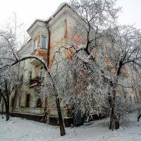 Мороз :: Антон Лопуховский