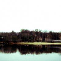 Пеленой вечернею накрыло этот берег... :: Кристина Кеннетт