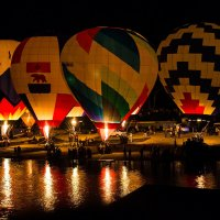 Воздушные шары. Танец слонов :: Александр Лядов