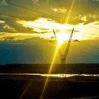 Kuibyshev reservoir. :: Yulia Konovalova