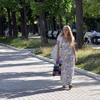 Незнакомка... :: Anatoley Lunov