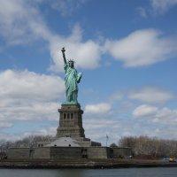 Статуя Свободы :: Galina Kazakova