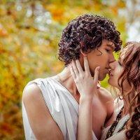 Греческий поцелуй :: Максим Логунов