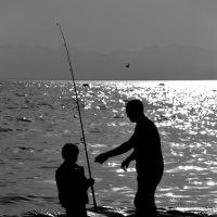 Рыбачек :: Андрей Юхин