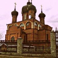 Церковь :: Анна Богомазова