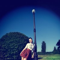 Model :: Anastacia Tkachenko