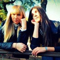 Женская дружба :: Анна Бережнова