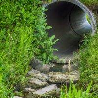 """""""тунель"""" :: Алексей Жариков"""