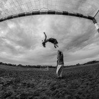 In cloud :: Владимир Егоров
