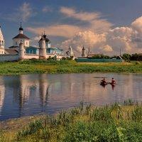 Богоро́дице-Рожде́ственский Бобре́нев монасты́рь :: Евгений Жиляев