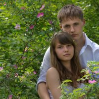 двое :: Жанна Мальцева