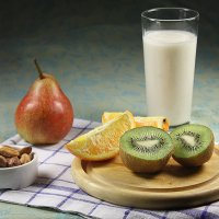 Завтрак готов... :: Rina Bocharnikova