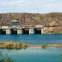 ГЭС на реке Или :: Алексей Кудрявцев