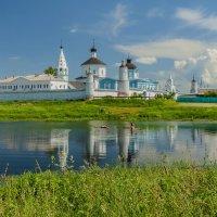 Богородице-Рождественский Бобренев монастырь под Коломной :: Наталья Rosenwasser