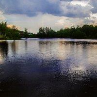 озеро :: Ольга Афанасьева