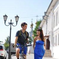 Миша и Юля :: Елена Матвеева