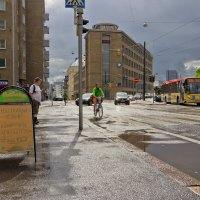 На улицах Хельсинки :: Ирэна Мазакина