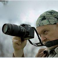 Автопортрет :: Валерий Басыров